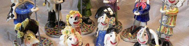 Endlich auch online verfügbar: Kleine Fasnachtsfiguren
