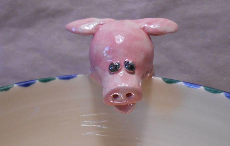 Viel Schwein im neuen Jahr!